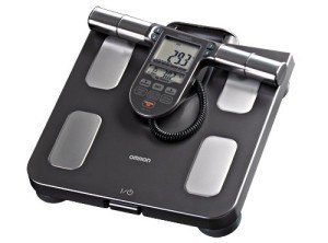THE OMRON HBF 514 BODY FAT SCALE