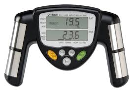 THE OMRON 306 BODY FAT ANALYZER