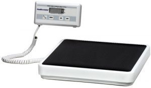 Health o meter Professional 349KLX Digital Floor Medical Scale